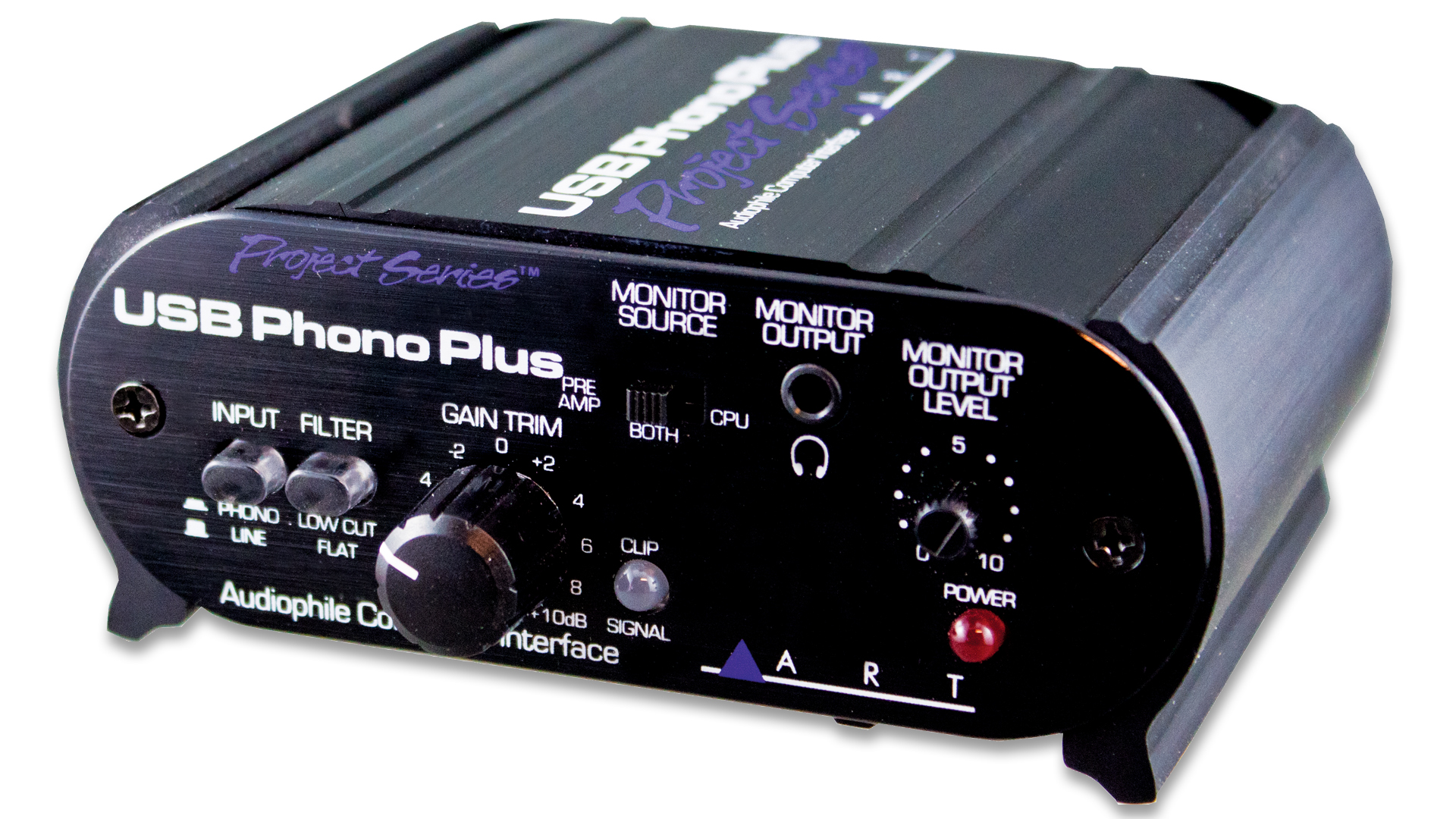 Usb Phono Plus Project Series Art Pro Audio Mixers Projects Circuits 7 Overview Downloads