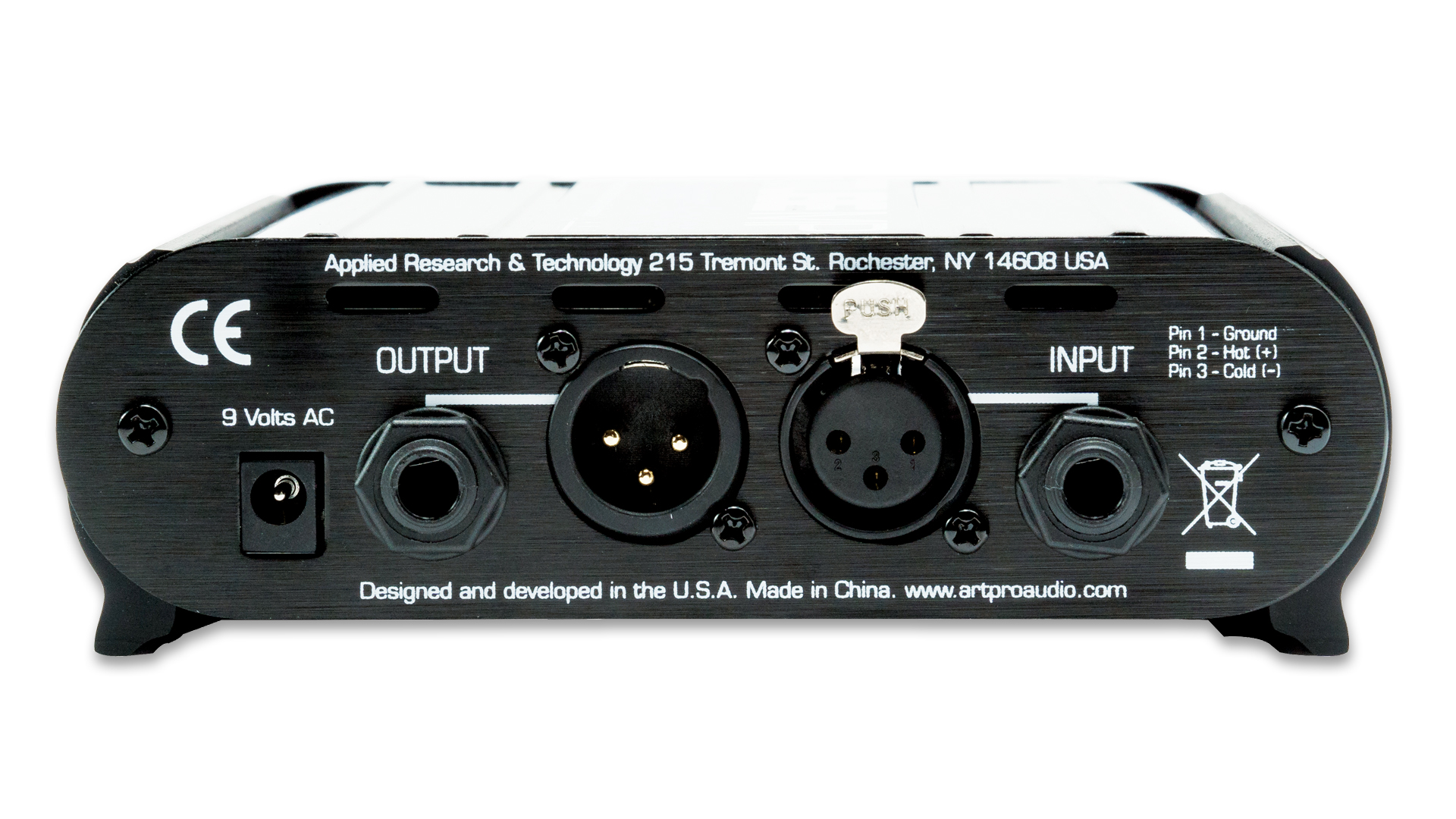 Tube Mp Project Series Art Pro Audio Electronic Projects Headphone Limiter Overview